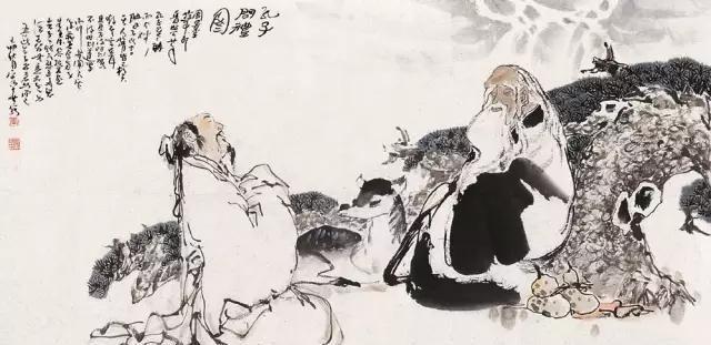 老子学习 孔子真正的师父原来是他, 中华文化的传承竟有如此渊源