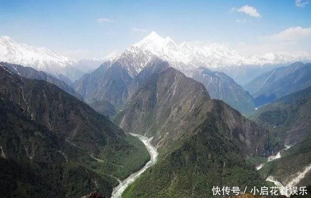 雅鲁藏布江大峡谷|世界第一大峡谷·雅鲁藏布江大峡谷