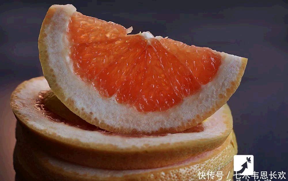 果肉|怎么挑柚子?记住这五字法则→