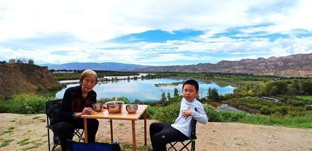 湿地湖区|8月老中少3人的三江源环青海游一 之贵德