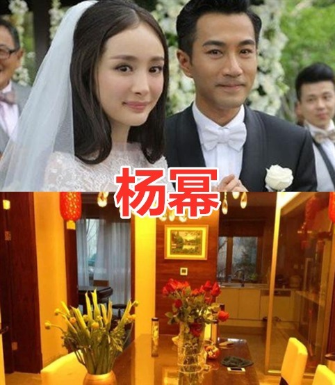 """有种羡慕叫""""明星的婚房"""",杨幂温馨,赵丽颖浪漫,看到baby酸了!"""