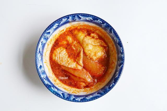 新奥尔良鸡|快手早餐新选择,大饼卷万物,把爱吃的通通卷进去