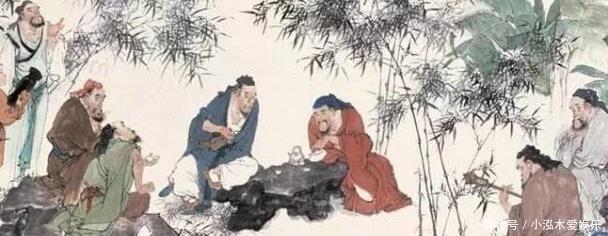 只用|六个秀才行酒令戏弄苏轼,他只用一句话回怼各位,并独享所有美食